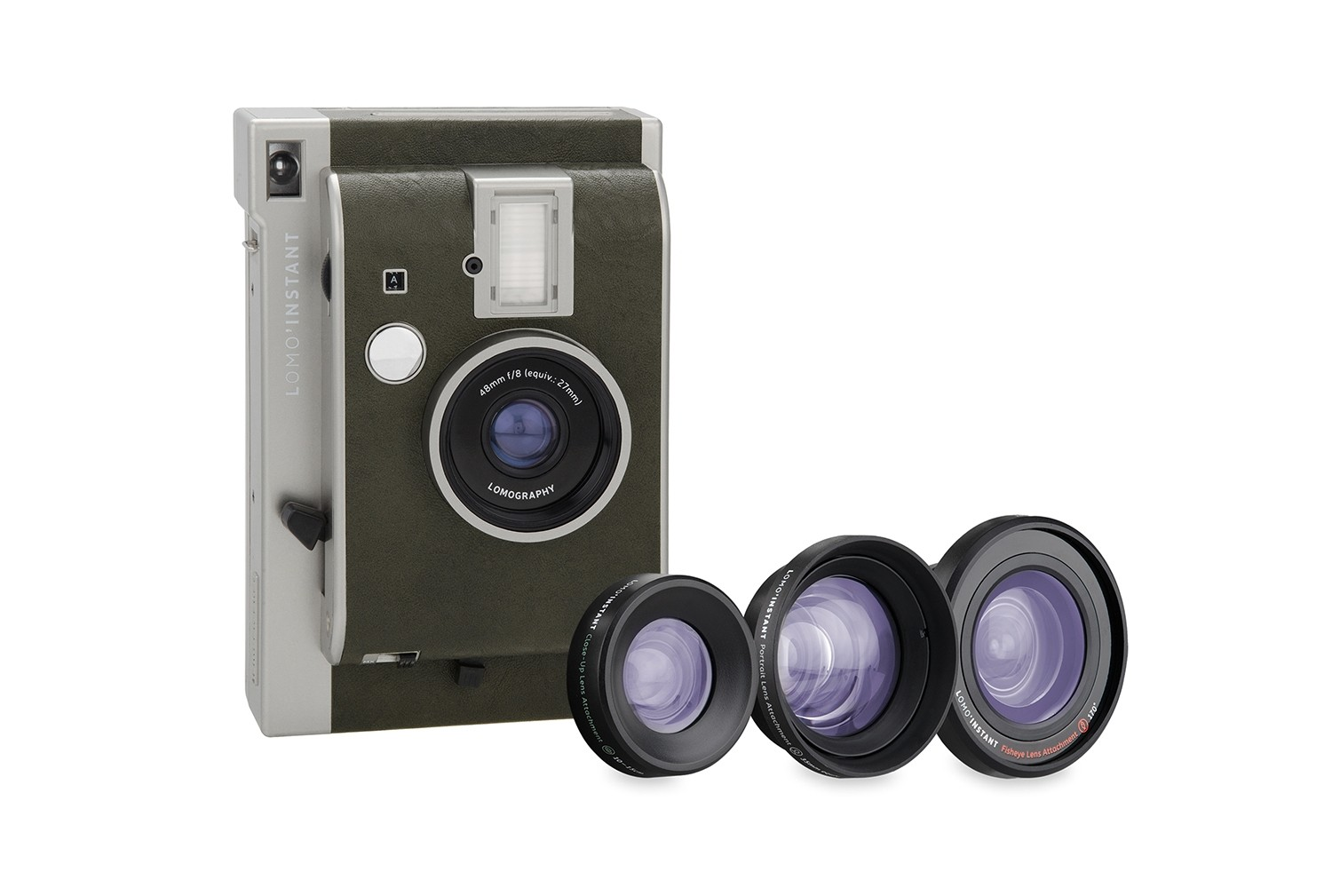 Lomo'Instant Camera and Lenses (Oxford Edition)