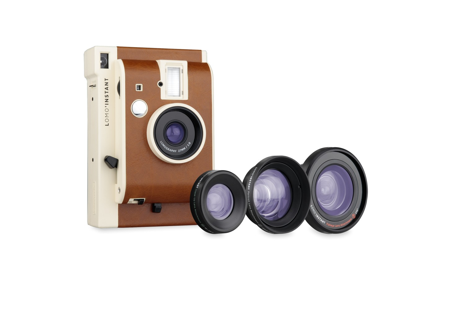 Lomo'Instant and Lenses (Sanremo Edition)