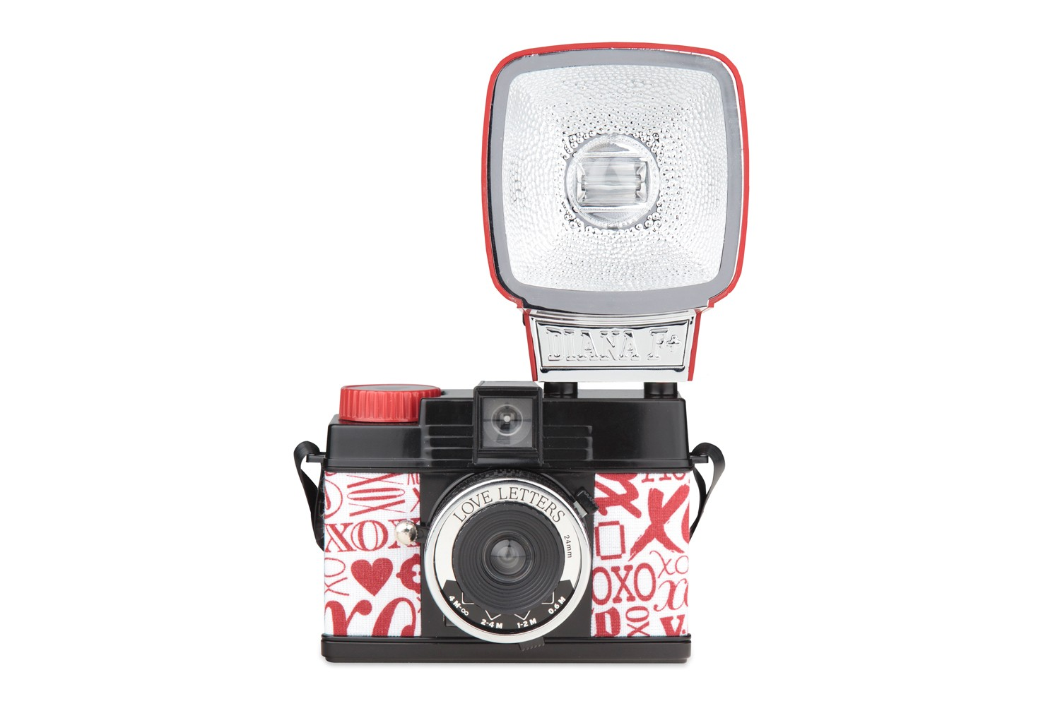 Diana Mini Camera and Flash (Love Letters Edition)