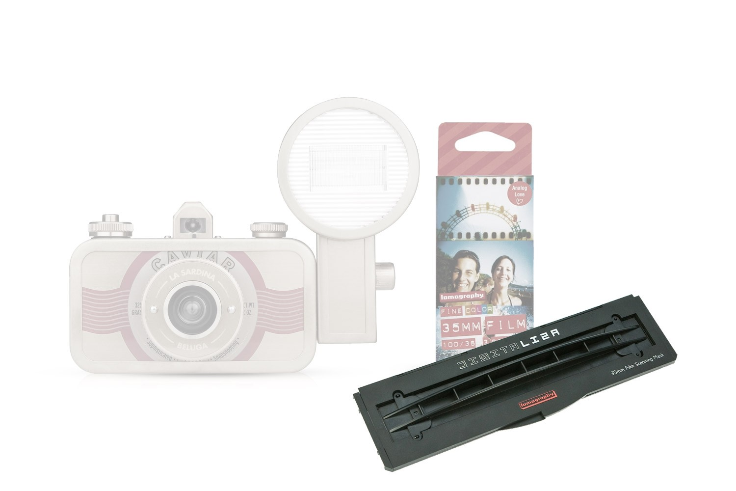 La Sardina Metal Edition and DigitaLIZA Bundle