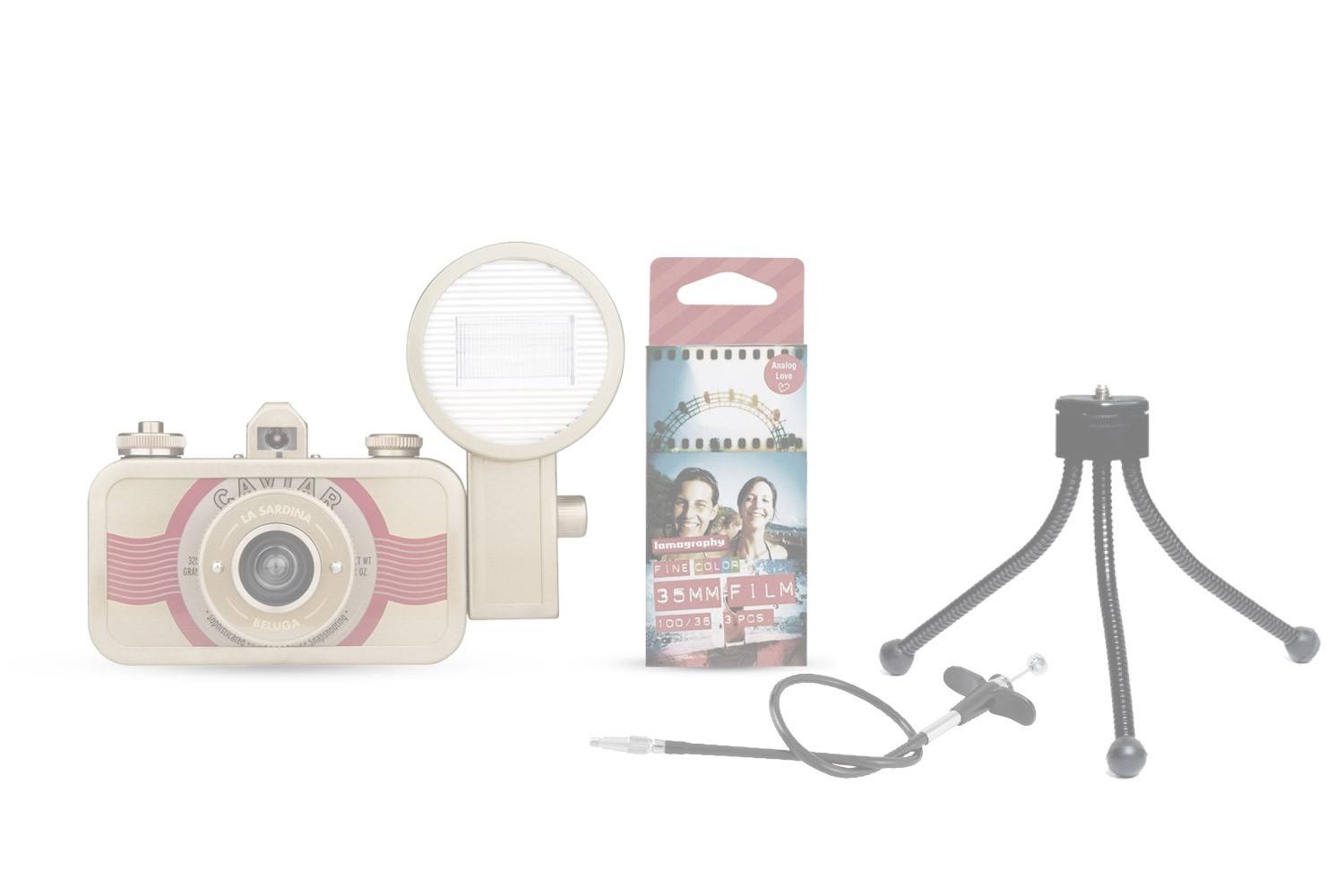 La Sardina Metal Edition Long Exposures Bundle