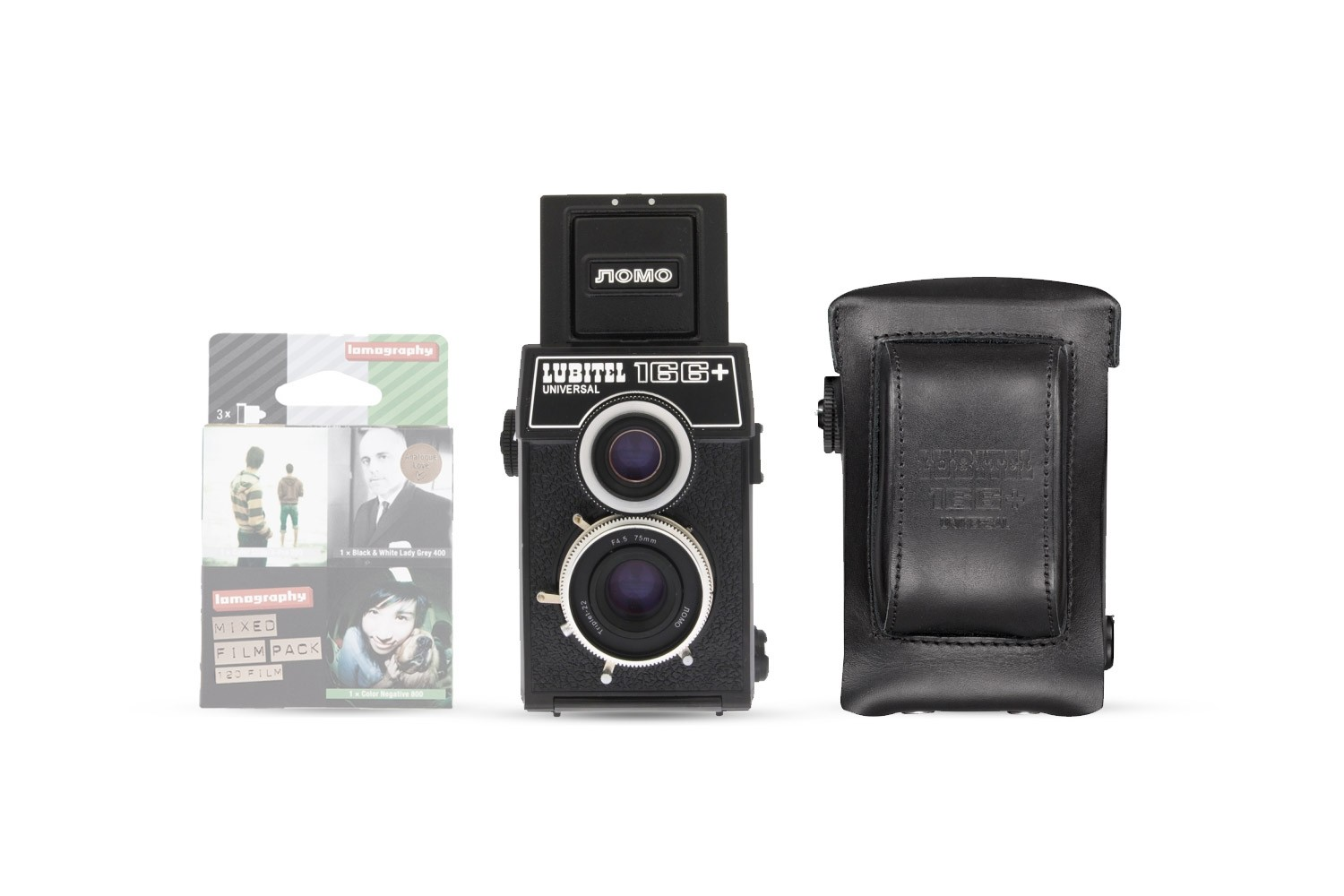 Lubitel 166+ Travel Pack