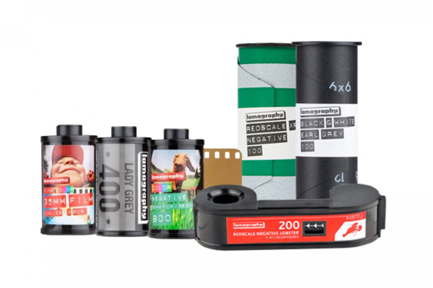 Mixed Film Subscription Pack