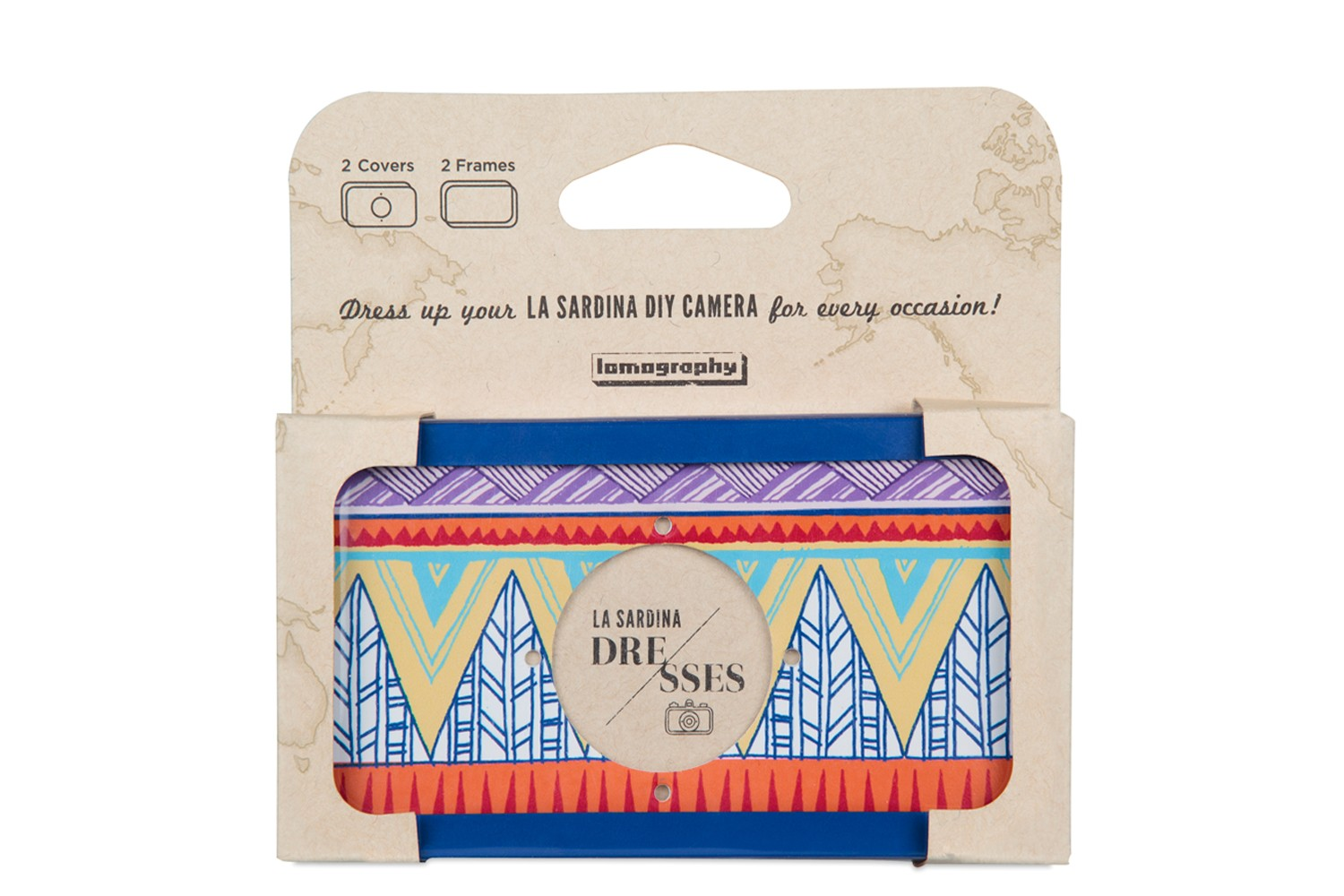 La Sardina Dress Triangle Tryst