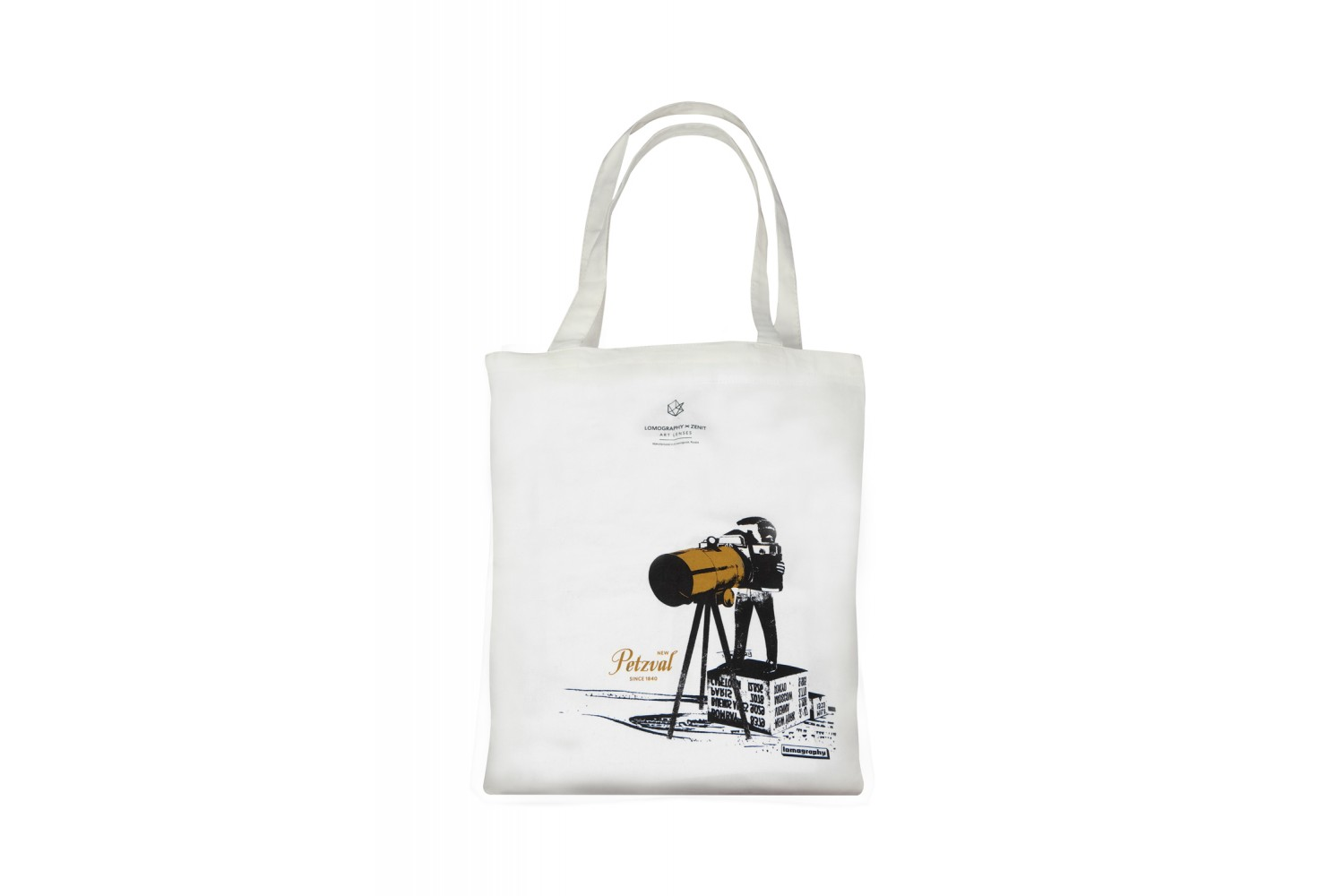 Petzval Art Lens Cotton Bag
