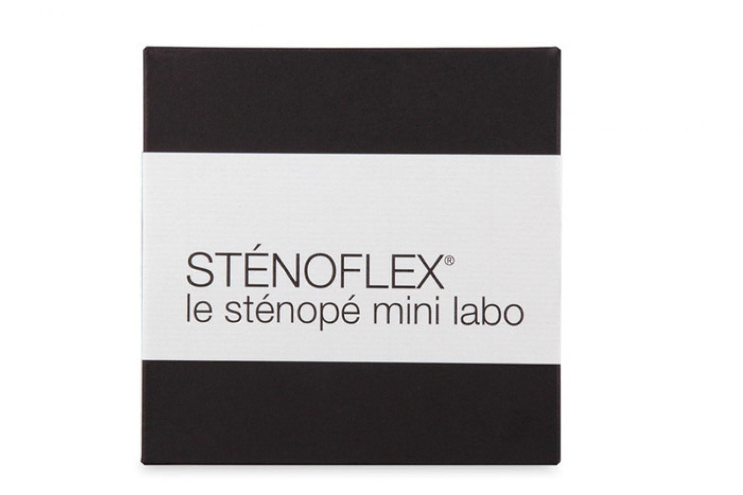 Stenoflex Mini Labo Black