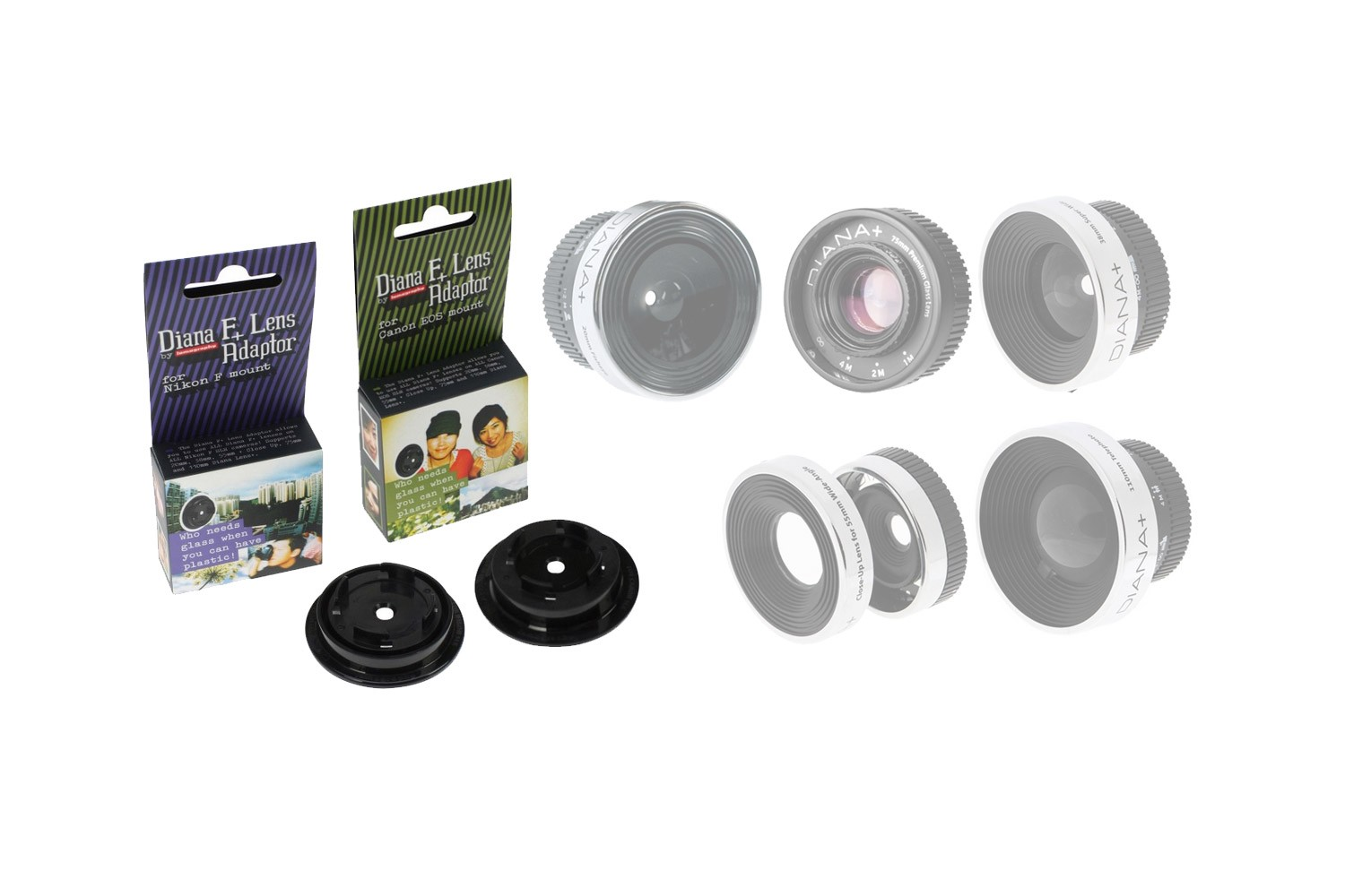 Diana Lens DIY Bundle