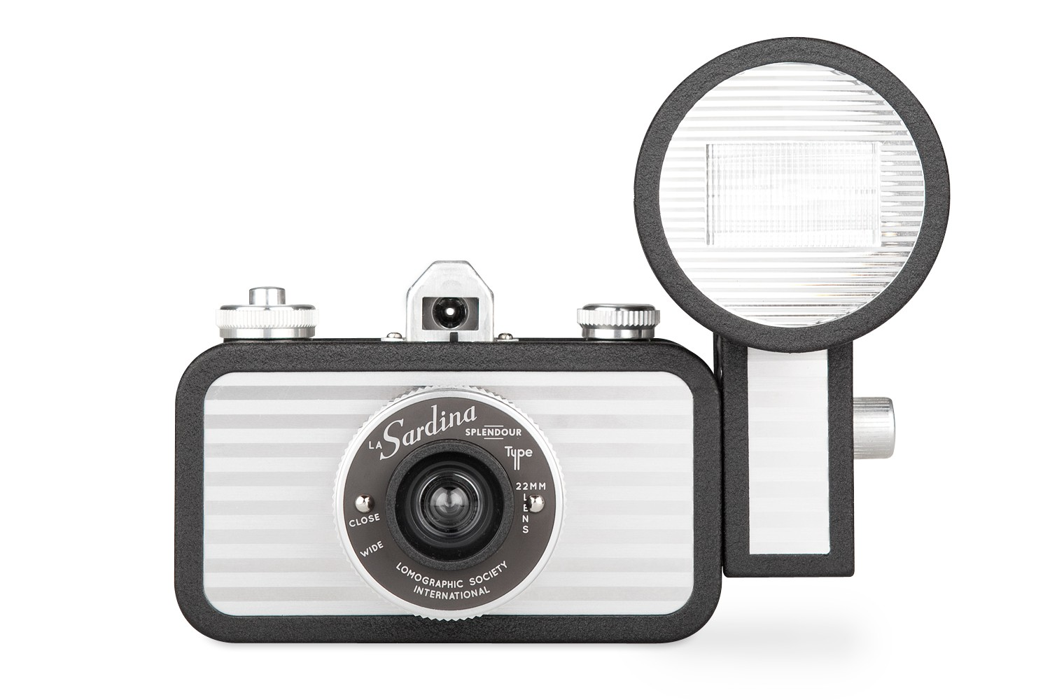 La Sardina Camera and Flash (Splendour Edition)