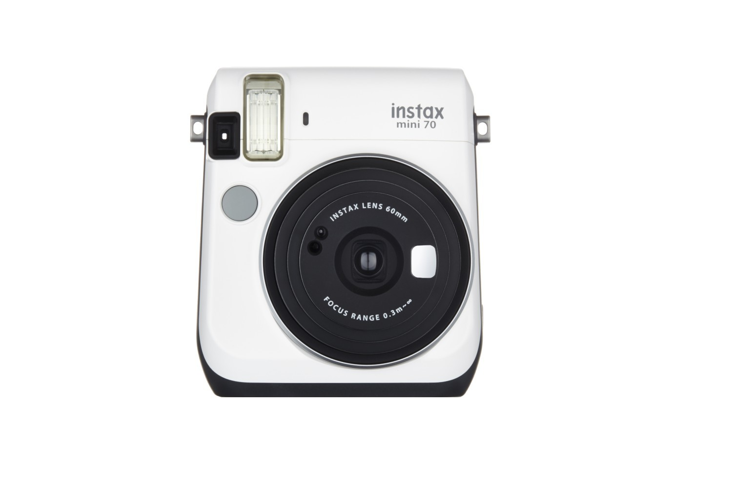 fujifilm instax mini 70 white lomography shop. Black Bedroom Furniture Sets. Home Design Ideas