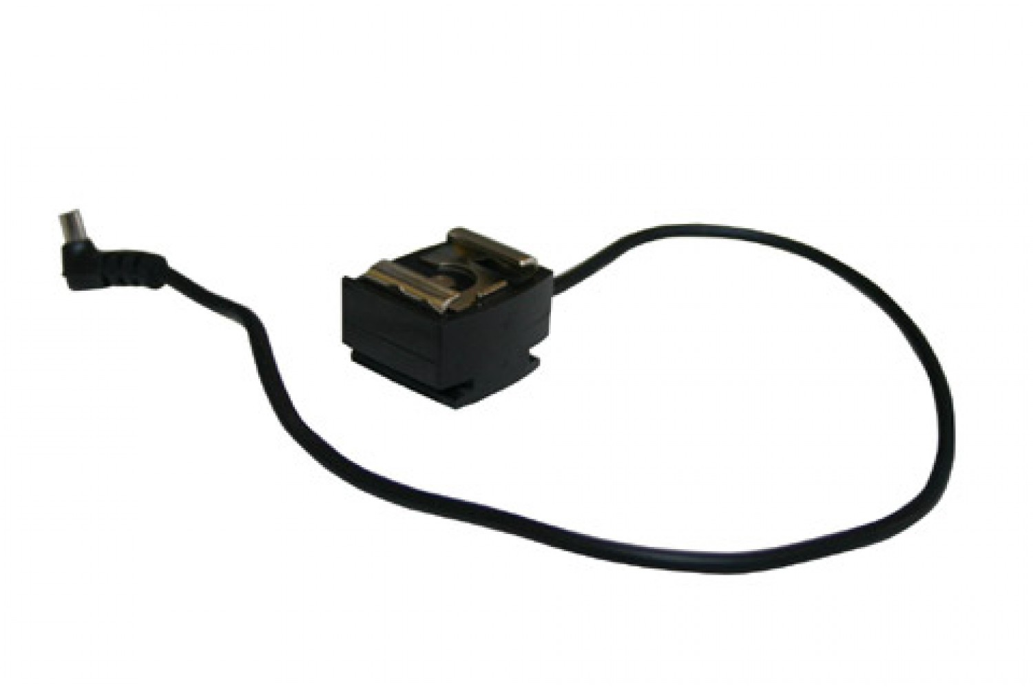 HOT SHOE FLASH CORD TO PC