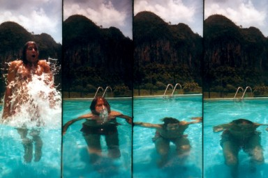 Supersampler Blue Bubblewrapped