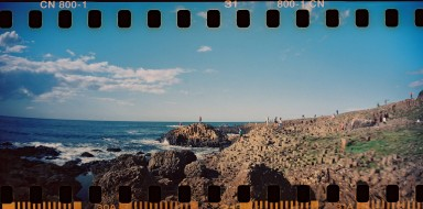 Lomography Color Negative 800 (3 катушки, 35мм)