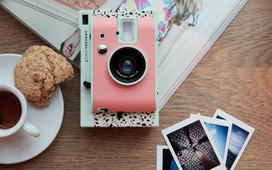 Lomo'Instant Camera and lenses (Milano Edition)