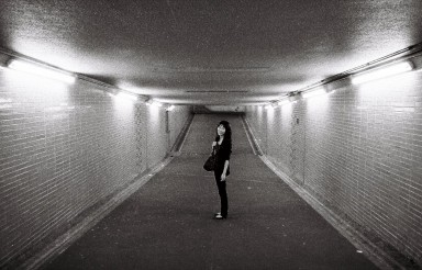 Ilford Deltapro 3200 35mm