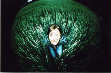 Fisheye One Green