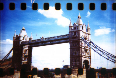 Diana F+ 35 mm Back Bundle