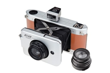 Belair X 6-12 Jetsetter Medium Format Camera (Deluxe Kit)