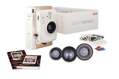 Lomo'Instant Camera and Lenses (Mumbai Edition)