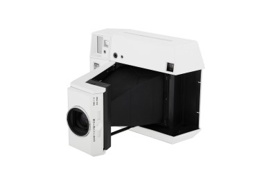 Lomo'Instant Square Glass Combo (White Edition)