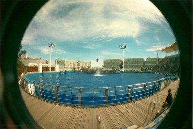 Fisheye One 35 mm Camera Nautic Edition
