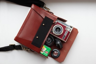 Lomo'Instant and Automat Camera Bag