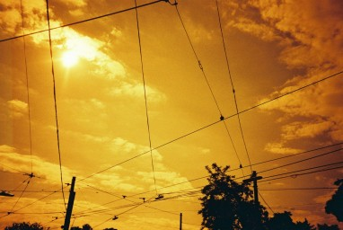 Lomography Redscale XR ISO 50-200 35mm 菲林 ( 3 卷裝 )