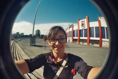 Fisheye No.2 Brazilian Summer