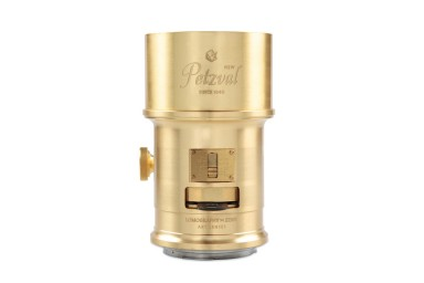 New Petzval 85 Art Lens - Canon EF Mount