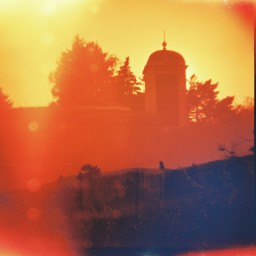 Lomography Redscale XR 50200 120 Film 3 pack
