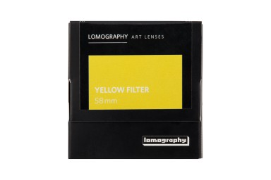 Color Filter Yellow 58mm