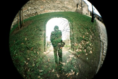 Fisheye No. 2 Brut