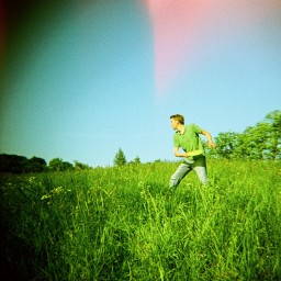 Diana F+ Camera and Flash (Sahara Edition)