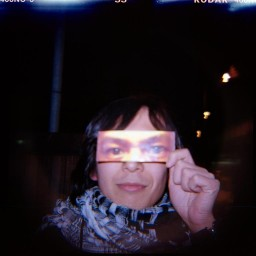Diana F+ Flash Black
