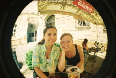 Fisheye No.2 35 mm Camera Brazilian Summer Edition