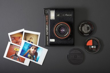 Lomo'Instant Automat Glass and 3x Fujifilm Instax Mini Film (Magellan Edition)