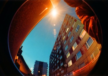 Fisheye No. 2 Caspian