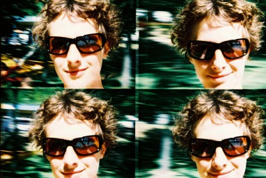 ActionSampler Flash 35mm Camera with 4 Lenses