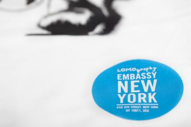Lomography Embassy Cotton Bag - New York