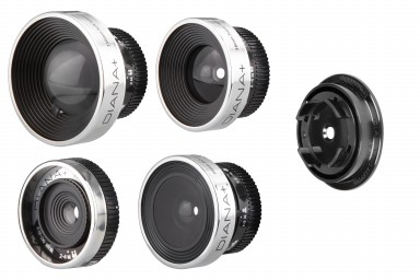 Diana Accessory Lens SLR Bundle