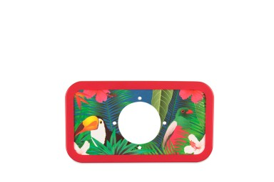 La Sardina Dress Birds of Paradise