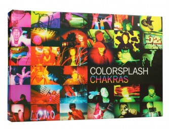 Colorsplash Chakras' Book