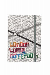 London Lomo Notebook