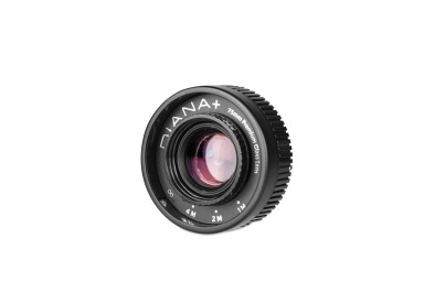 Diana+ 75mm Premium Glass Lens