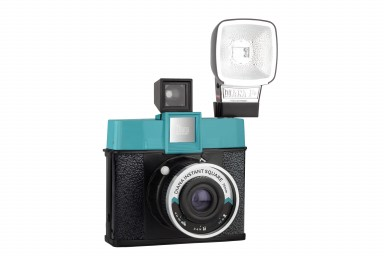 Diana Instant Square Camera with Flash