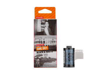 Lomography Earl Grey ISO 100 35mm 黑白菲林 ( 3 卷裝 )