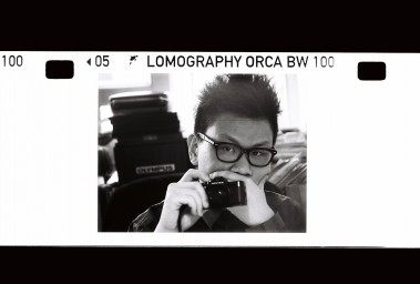 Lomography B&W Orca 100 ISO 110