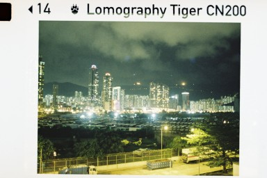 Lomography Color Tiger 110 (3 pack)