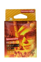 Lomography Redscale 100 ISO 120 3 pack