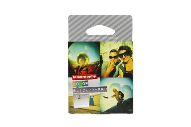 Lomography XPro Slide 200 120 film 3 pack