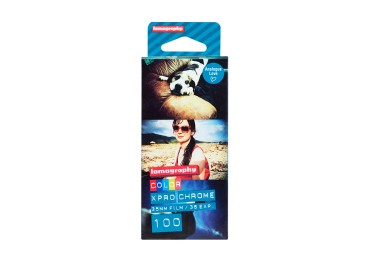 Lomography XPro Chrome 100 35mm 3 Pack